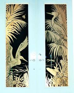 Image Detail for - premier etched glass studio, etched glass door, etched glass design