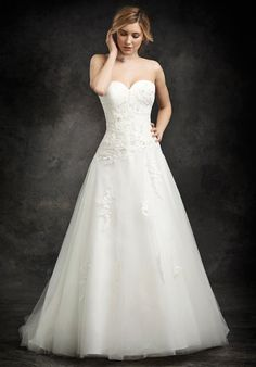 Ella Rosa BE245 Wedding Dress - The Knot