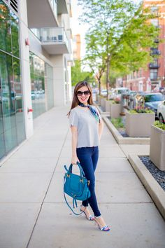 how to dress up a casual outfit tia perciballi