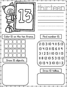 Summer Math Worksheet, End of Year Activities Math, Summer