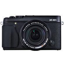 フジフイルム X-E1 レンズキット ブラック 《11月上旬発売予定》