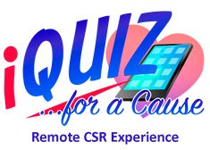 Reconnect your remote team for a good cause with our unique, charitable game-sharing experience! Participants collaborate virtually using our customizable iQuiz app to encourage team bonding and give back to the community. Team Bonding, Good Cause, Remote, Encouragement, Community, App, Unique, Team Building Skills, Apps