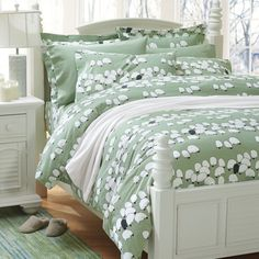 Grazing Sheep Flannel Sheets