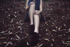 https://flic.kr/p/rBh1WM | Sem título | MODELO: HELISY BRELAZ #gotic # photography #bluehair