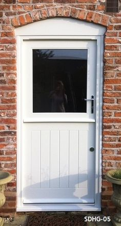 White Glazed Upvc Stable Door Google Search Interior