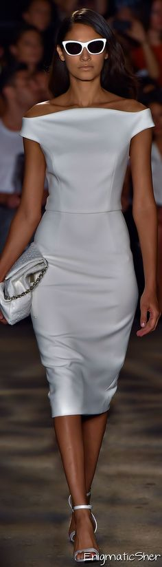 Christian Siriano Spring Summer 2015 Ready-To-Wear