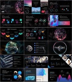 4 in 1 Technology report PowerPoint template Powerpoint Design Templates, Professional Powerpoint Templates, Keynote Template, Game Ui Design, Slide Design, Portfolio Architecture Cover, Poster Presentation Template, Keynote Design, Report Design
