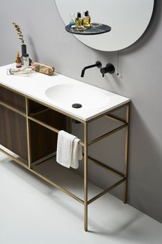 Ex.t thinks outside of the box when it comes to bathroom products and they've confirmed it again with new products that they're launching at Maison&Objet.