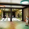 'Kids' City' - Modular Kindergarten Proposal / Adam Wiercinski Courtesy of Adam Wiercinski
