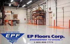 #Epoxy & #Urethane flooring for light and heavy duty manufacturing facilities.  There are various types of industrial #Flooring, each having it advantages and disadvantages;  for instance, a medical device manufacturer will require one type of system in their production areas, while an electronics manufacturer or food processing plant shall require substantially different flooring