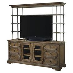Top part would work well for entertainment center.