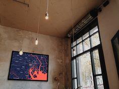 Tokyo Outbreak Map | #print #poster #map #outbreak #zombie #newyork #art #decor #home