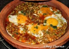 Discover recipes, home ideas, style inspiration and other ideas to try. Veggie Recipes, Great Recipes, Vegetarian Recipes, Cooking Recipes, Tagine, Morrocan Food, Algerian Recipes, Algerian Food, Ramadan Recipes