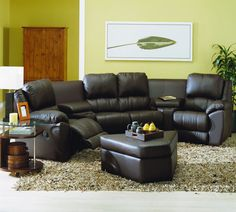 Palliser Benson Sectional | Motion Furniture | Sofas and Sectionals