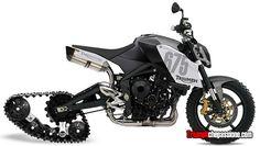 Best Motorcycle for Winter - Triumph Street Triple Winter Edition