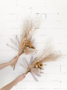 Some of our latest creations . explore our dried flower bar today! Dried Flower Bouquet, Flower Bouquet Wedding, Dried Flowers, Flower Bouquets, Orange Wedding Flowers, Floral Wedding, Blue Wedding, Rustic Wedding, Flower Bar