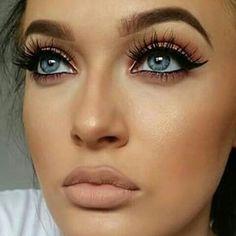 693 best false lashes images  eye makeup makeup