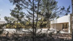 Ca l'Amo - Marià Castelló · Architecture Building Process, Wood Cladding Exterior, Ibiza Island, Dry Stone, Mountain Modern, Contemporary Architecture, Contemporary Homes, Detached House, Countryside
