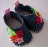 Afbeeldingsresultaten voor Free American Girl Shoe Patterns Felt
