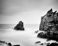 Rocky Stone Coast, France 2013 - No. Film Photography, Landscape Photography, Panorama Camera, France, Berg, Art Images, Coast, Fine Art, Outdoor