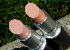 mac myth lipstick | MAC Fleshpot and Myth Lipstick . I think Kleancolor Victorian Era is similar to this, also Wet N Wild Bare it All