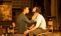 Ben Wishaw in The Crucible: 'I don't have a sense of parts as hurdles that you must jump over in some Olympic event.'
