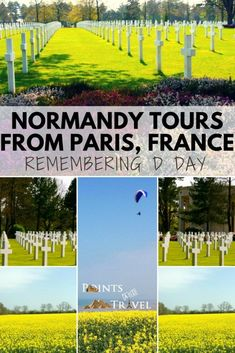 Normandy, France: Tours of Normandy Beach, Normandy Tours from Paris
