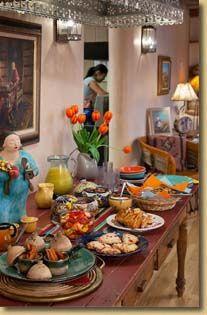 The Bobcat Inn: bed and breakfast in Santa Fe, New Mexico