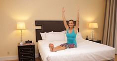 Why Yes, You Can Do These Ab Workouts in Your Hotel Room