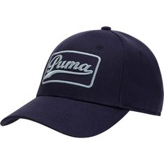 Puma Greenskeeper Adjustable Golf Hat ( 24) ❤ liked on Polyvore featuring  accessories e37953b55299