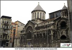 Armenian Church Karakoy