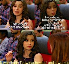 Tracy and Lily Series Movies, Movies And Tv Shows, I Meet You, Told You So, Funny Tv Quotes, Barney And Robin, Robin Scherbatsky, Ted Mosby, Yellow Umbrella