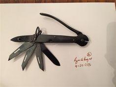 WWII OSS SOE Escape Knife Hutton Joseph Rodgers : WW1 & WW2 Collectibles at GunBroker.com