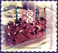 Homegrown Learners - Home - The Best Birthday Cake#Recipe #kidsinthekitchen