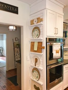 Increase The Value Of Your Residence Through Home Improvement – Home Decor World Above Kitchen Cabinets, Kitchen Redo, Kitchen Pantry, New Kitchen, Kitchen Dining, Kitchen Remodel, Kitchen Tools, Refrigerator Cabinet, Fridge Decor