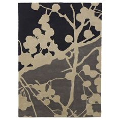 Signature Design by Ashley Mykla Grey Medium Rug (5' x 7') - Overstock™ Shopping - Great Deals on Signature Design by Ashley 5x8 - 6x9 Rugs