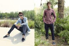 Bellfield Spring/Summer 2015 Men's Lookbook | FashionBeans.com
