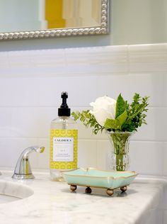 Powder Room Details