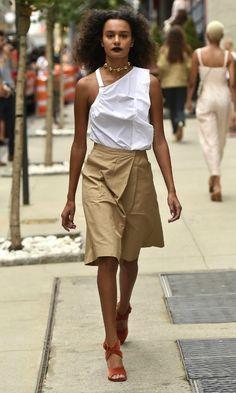 Una a una, las 8 principales tendencias de la New York Fashion Week - Foto 32