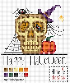 Halloween skull. Images only but they'll enlarge when clicked on. js.  I think I'll try this without the hat.
