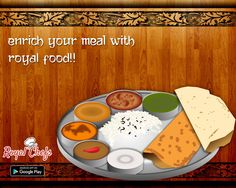 Enrich Your Meal With @Royal Chefs. Same platform for Tiffin, Home Chefs and Restaurants. #Gurgaon #vasantkunj  Download The App Now https://goo.gl7zgs0I