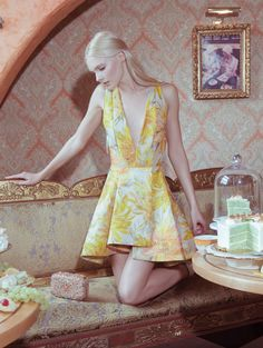 Spring 2015 - The Floral Dress