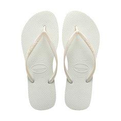 efc3c016956e61 37 38 - White - Women s Slim Thong Flip Flop Sandal
