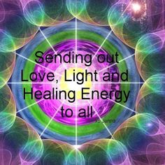 For those who need healing energy today... The power of distance healing is stronger than you think :)