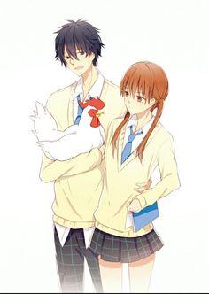 Haru & Shizuku♥