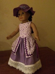 Love purple and eyelet by jobasicreations@aol.com.