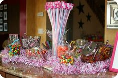 sweet shoppe party! | | Kara's Party IdeasKara's Party Ideas