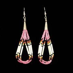 Native American Beaded Earrings   $24.99