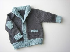 Sweater Knitting Patterns for Babies and Toddlers