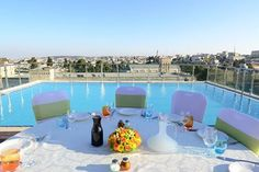 A contemporary hotel in the heart of Jerusalem